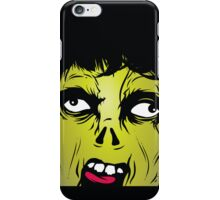 Zombie Scream iPhone Case/Skin