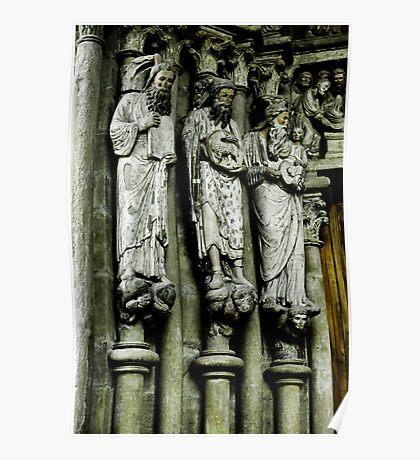 three prayers Poster