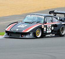 Porsche 935 K3 by Willie Jackson