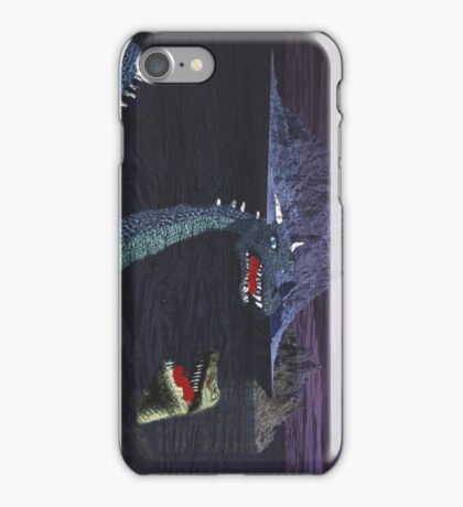 The Battle iPhone Case iPhone Case/Skin
