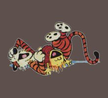 Calvin And Hobbes Silly Kids Clothes