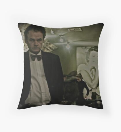 """Besame Mucho"" by & about Brown Sugar.Tribute to Dean Martin. Favorites: 6 Views: 185 . Throw Pillow"
