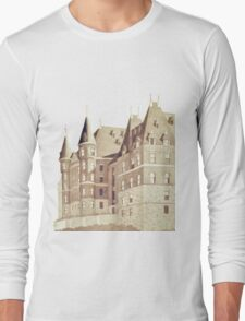 Stadium H.S. – The Two Towers Long Sleeve T-Shirt
