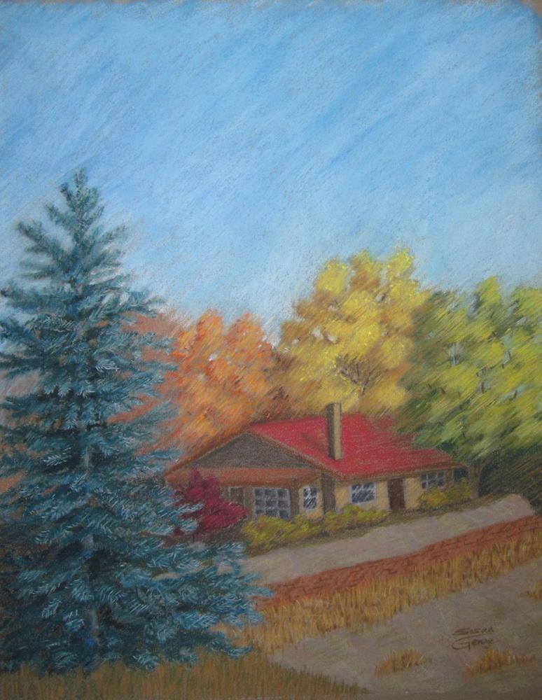 High Ground by Susan Genge