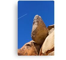 Cap Rock .2 Canvas Print