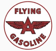Flying A Gasoline by KlassicKarTeez