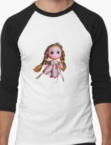 Doll Men's Baseball ¾ T-Shirt