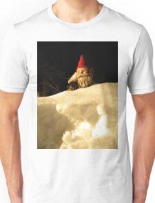 Snowpile Gnome Unisex T-Shirt