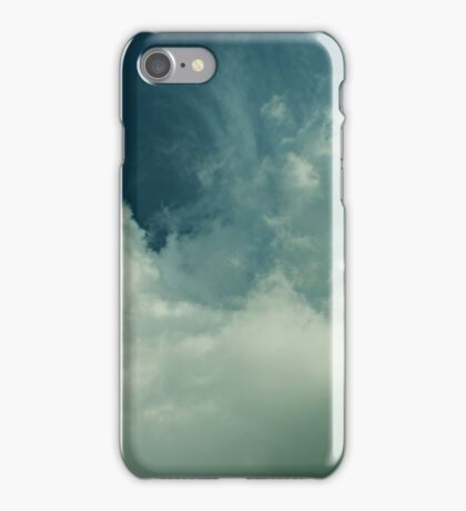 Up There iPhone Case/Skin