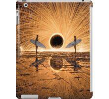 Surfing Fire iPad Case/Skin