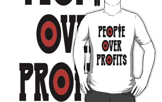 People Over Profits Occupy Protests by gleekgirl