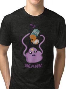My...BEANS! Tri-blend T-Shirt