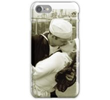 the kiss iphone case iPhone Case/Skin