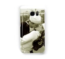 the kiss iphone case Samsung Galaxy Case/Skin