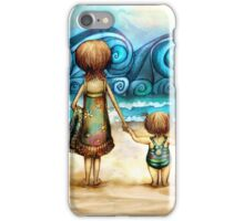 Beachcombers iPhone Case/Skin