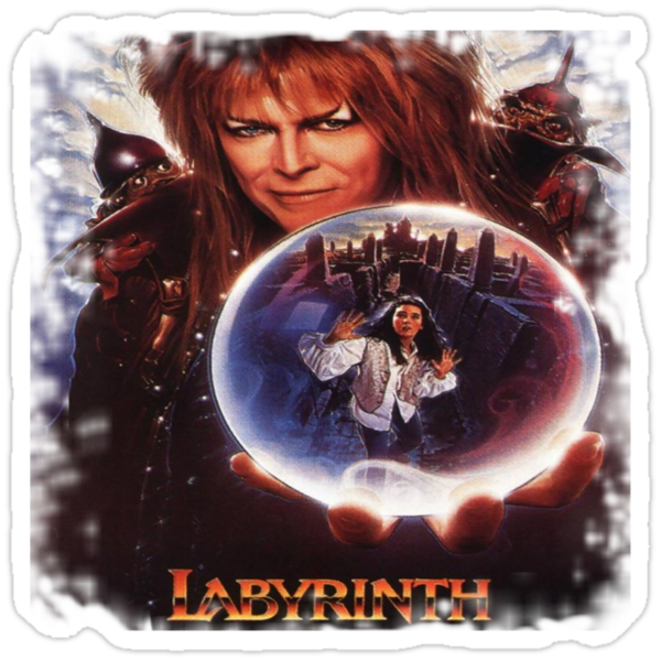 Faded Labyrinth Poster by Phatcat