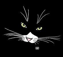 Pinky Cat by WorkofArtStudio