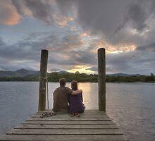 The Honeymooners by davediver