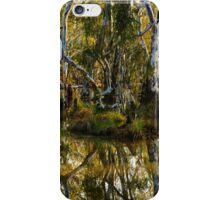 The Black Swamp - Full Circle  iPhone Case/Skin