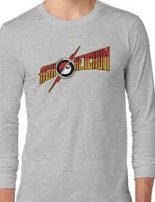 Ash! Long Sleeve T-Shirt