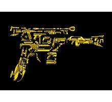 No Match for a Good Blaster - 26 Classic Sci-Fi Guns Photographic Print