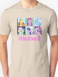 Friendship is Magic: Crazy T-Shirt! T-Shirt