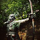 Robin Hood - Bronze by jrsisson