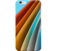 connected paperwave iPhone Case/Skin