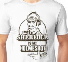Sherlock is my Holmesboy Unisex T-Shirt