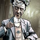 "David Lynch ""Strange Brew"" by Sam Kirk"