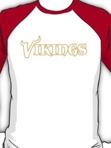 minnesota vikings 3 T-Shirt
