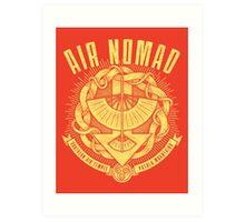 Avatar Air Nomad Art Print
