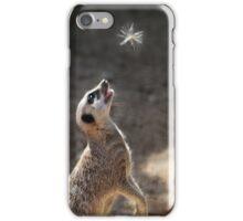 Meercatching fairies! iPhone case iPhone Case/Skin