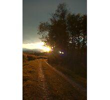 keep walking Photographic Print