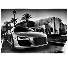 The R8 Poster