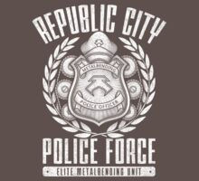Avatar Republic City Police Force by Adho1982