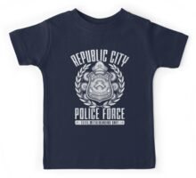 Avatar Republic City Police Force Kids Clothes