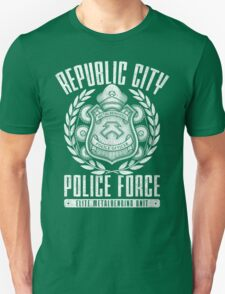 Avatar Republic City Police Force T-Shirt