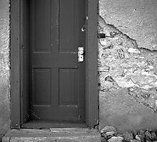 Old Post Office Door by James2001