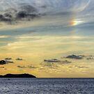 Rainbow Cloud by Tom Gomez