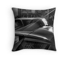 Porsche GT Throw Pillow
