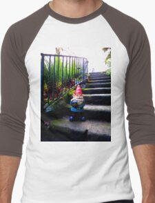 Garden Stairs Gerome Men's Baseball ¾ T-Shirt