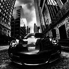 Dark Porsche by Hilm3r -