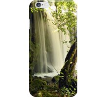 Waterfall, Brecon National Park Wales 2 iPhone case iPhone Case/Skin