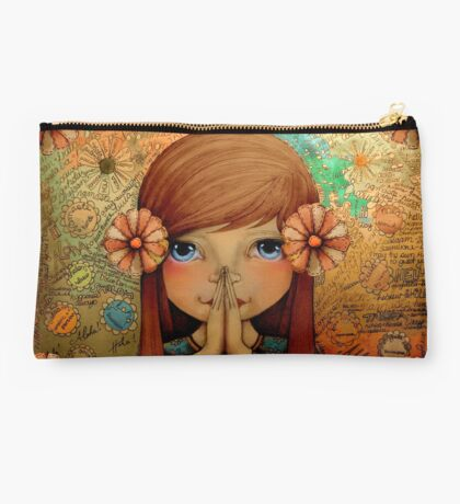 Greetings  Studio Pouch