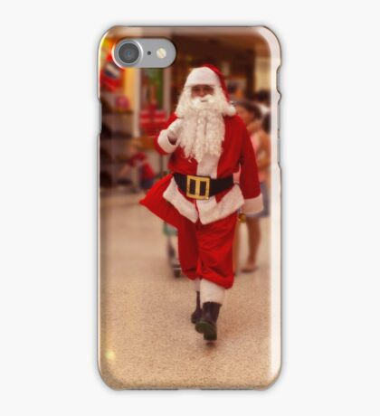 Ho! Ho! Ho! - iPhone case iPhone Case/Skin