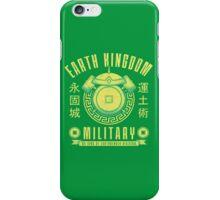 Avatar Earth Kingdom iPhone Case/Skin