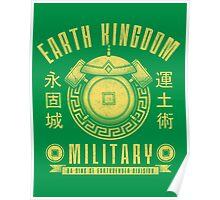 Avatar Earth Kingdom Poster
