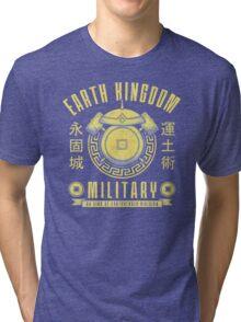 Avatar Earth Kingdom Tri-blend T-Shirt