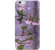 Cherry tree  iPhone Case/Skin
